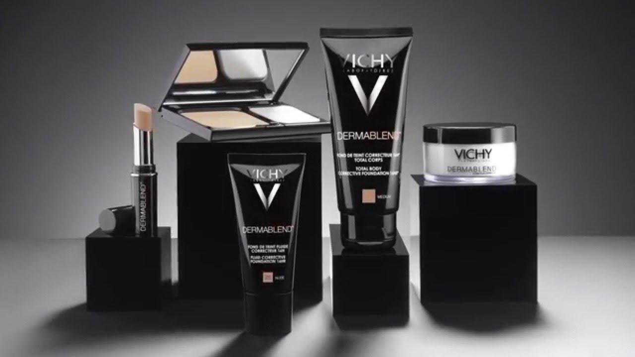 Vichy Dermablend 3D Correction vs Dermablend Fluid