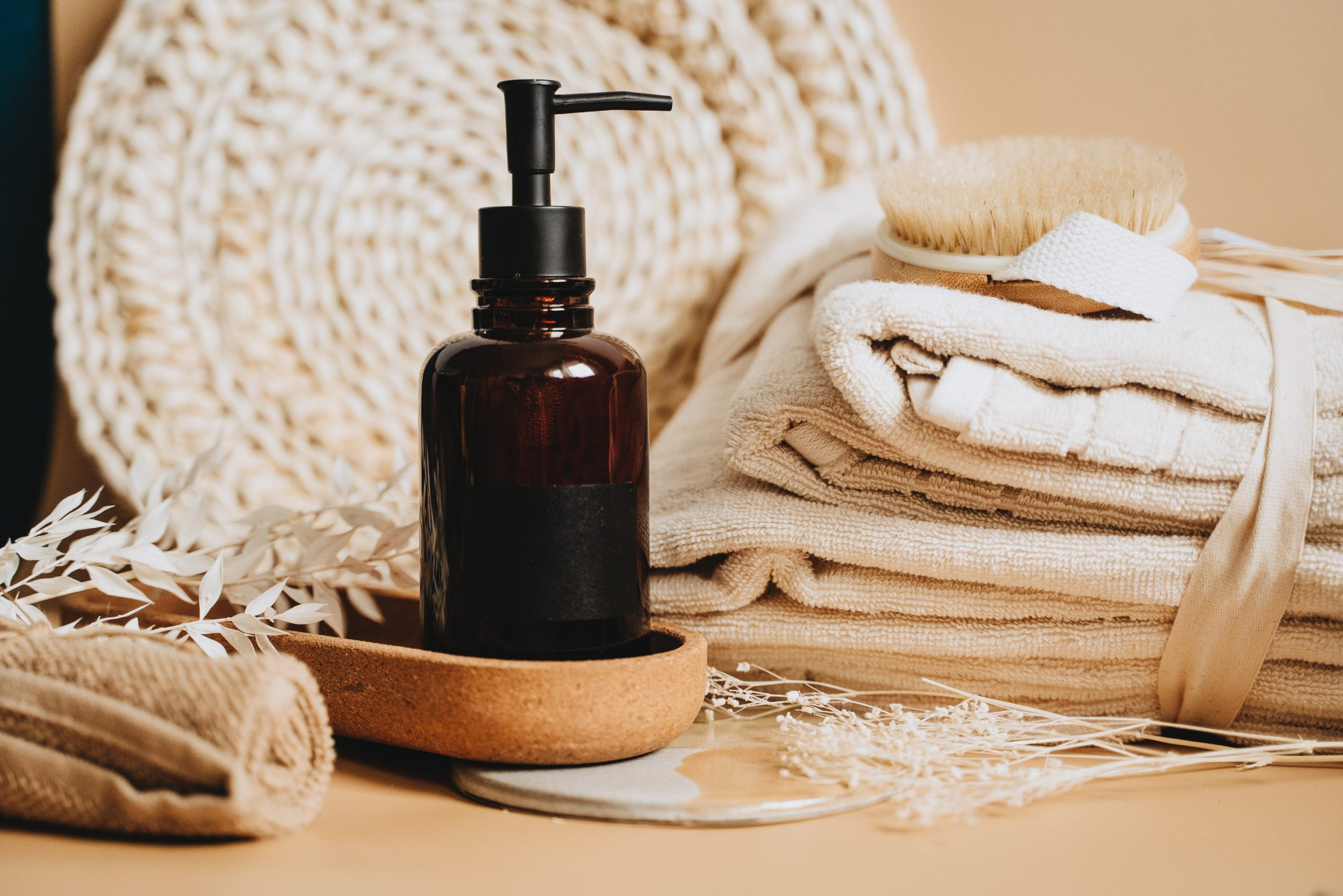 Nega kože uz pomoć ulja za telo